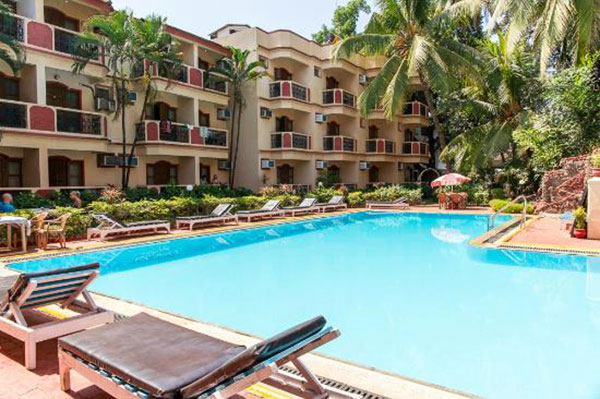 Book Hotels In Goa Anjuna
