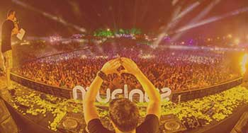 EDM Festivals in Goa for New Year Celebrations