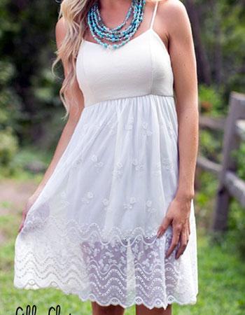 Wonderful Filly Flair Dress