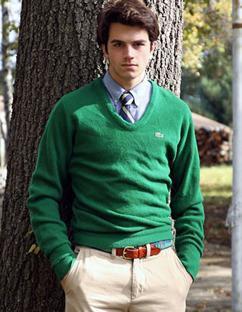 MEN Sweater For Casual Parties