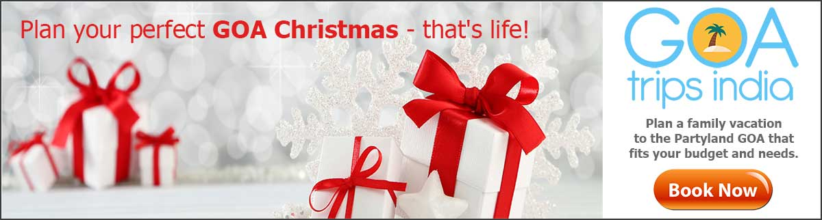 Christmas Packages in Goa