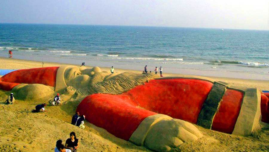 12 things to do in goa during christmas holidays goa for Best places to visit over christmas in the us