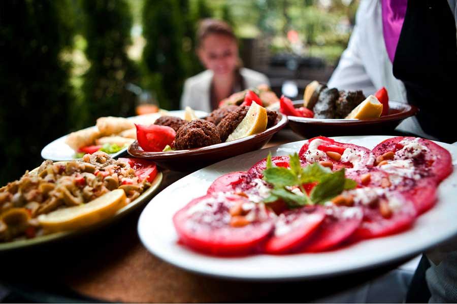 Top vegetarian restaurants of Goa