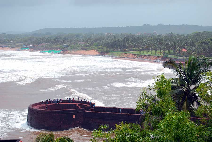 Forts-in-Goa