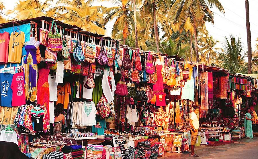 Shopping-in-Goa