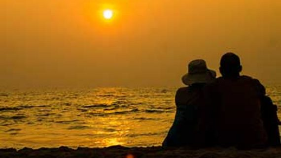 Mumbai to Goa Honeymoon Package