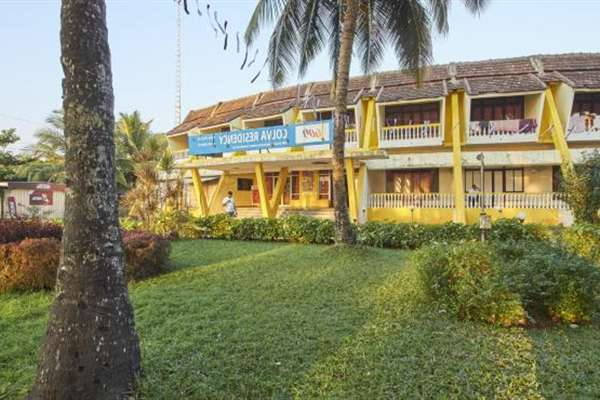 Hotel Colva Residency near Airport Goa