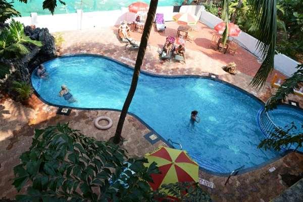 Hotel Silver Sands Sunshine Goa